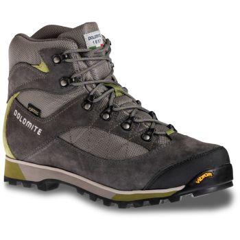Dolomite ZERNEZ GTX, moški pohodni čevlji, rjava