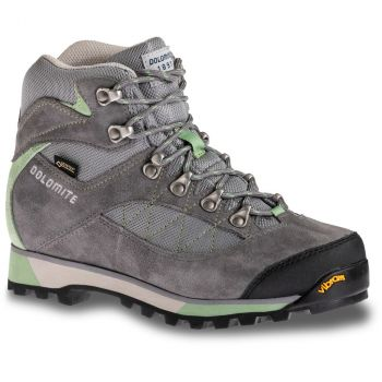 Dolomite ZERNEZ GTX, ženski pohodni čevlji, siva