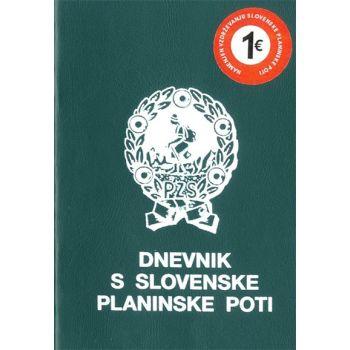 Pzs SLOVENSKE PLANINSKE POTI, literatura, zelena