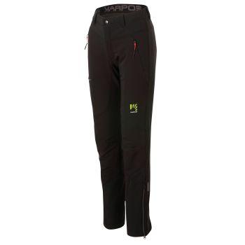 Karpos CEVEDALE EVO W PANT, ženske pohodne hlače, črna