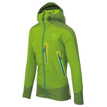 Karpos MARMOLADA JACKET, moška pohodna jakna, zelena