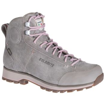 Dolomite 54 HIGH FG GTX W, ženski pohodni čevlji, siva