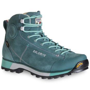Dolomite 54 HIKE GTX W, ženski pohodni čevlji, modra