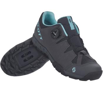 Scott TRAIL BOA, ženski kolesarski čevlji, siva