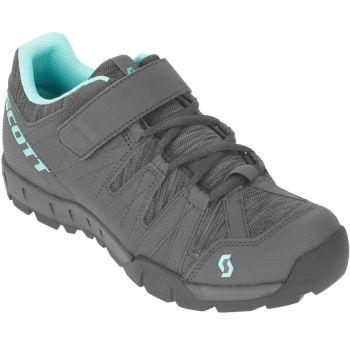 Scott TRAIL, ženski kolesarski čevlji, siva