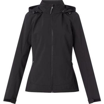 McKinley TRUNDLE WMS, ženska pohodna jakna, črna