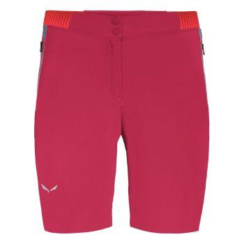Salewa PEDROC CARGO 3 DST W REG SHORTS, hlače, rdeča
