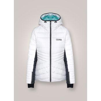 Colmar MD28373QT, ženska smučarska jakna, bela