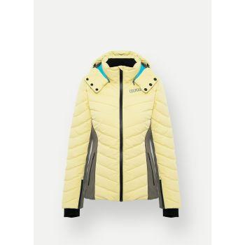 Colmar AVON, ženska smučarska jakna, rumena