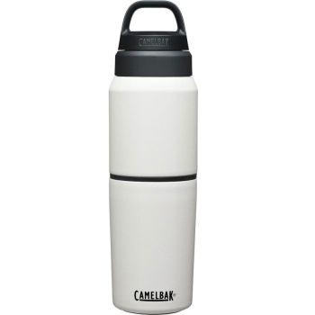 Camelbak MULTIBEV VACUUM INOX 0,5L/0,35L, steklenica termo, bela