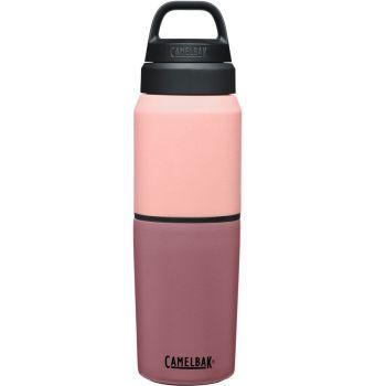 Camelbak MULTIBEV VACUUM INOX 0,5L/0,35L, steklenica termo, vijolična
