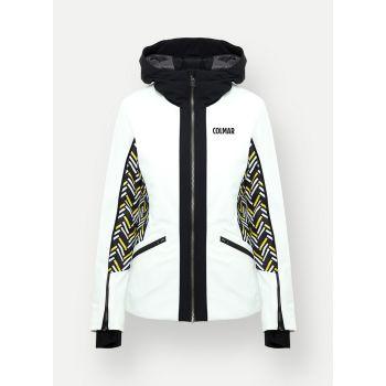 Colmar MEGEVE, ženska smučarska jakna, bela