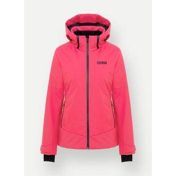 Colmar ICELAND, ženska smučarska jakna, rdeča