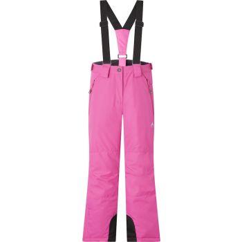 McKinley EVA GLS, otroške smučarske hlače, roza