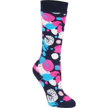 McKinley SOCKY II JRS, otroške smučarske nogavice, modra