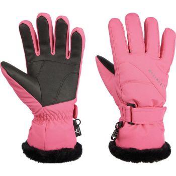 McKinley EMYRA JRS, otroške smučarske rokavice, roza