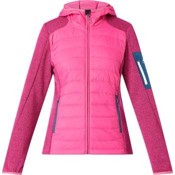McKinley CALBUCO WMS, ženska pohodna jakna, roza