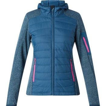 McKinley CALBUCO WMS, ženska pohodna jakna, modra