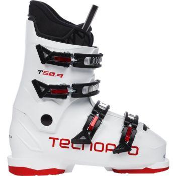Tecnopro T50-4, otroški smučarski čevlji, bela