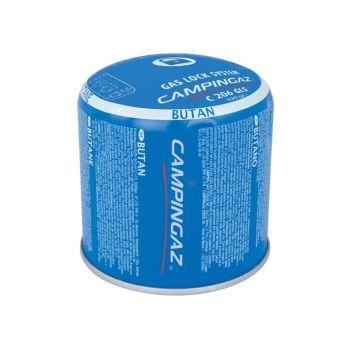 Campingaz C206 GLS EU, plinska kartuša, modra