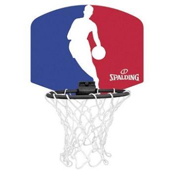 Spalding MINI LOGOMAN, košarkarski obroč