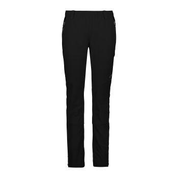 CMP WOMAN PANT, ženske pohodne hlače, črna