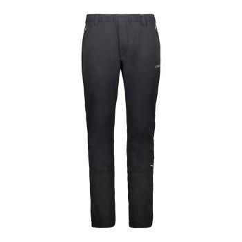 CMP MAN PANT, moške pohodne hlače, črna