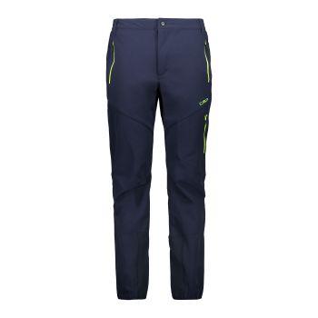 CMP MAN PANT, moške pohodne hlače, modra