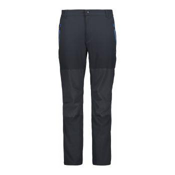 CMP MAN PANT LONG, moške pohodne hlače, siva
