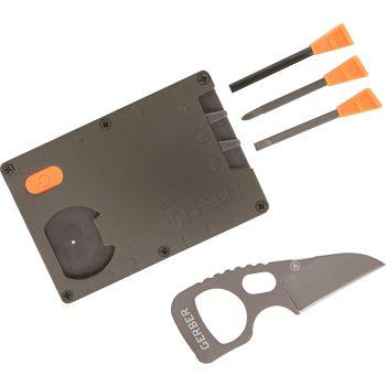 Gerber BEAR GRYLLS CARD TOOL, multifunkcijsko orodje