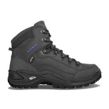 Lowa RENEGADE GTX MID, moški pohodni čevlji, siva