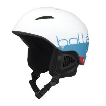 Bolle B-STYLE, smučarska čelada, bela