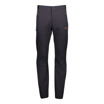CMP MAN LONG PANT, moške pohodne hlače, siva