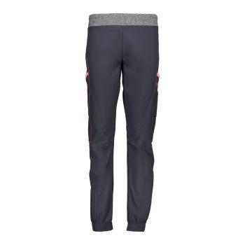 CMP WOMAN LIGHT CLIMB PANT, ženske pohodne hlače, siva