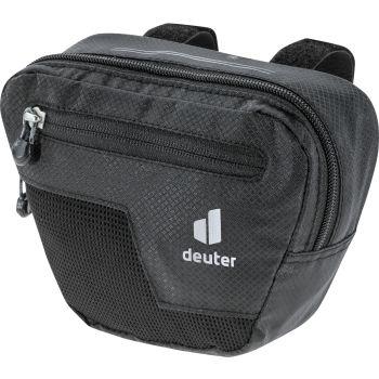 Deuter CITY BAG, kolesarska torba, črna