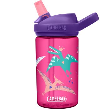 Camelbak EDDY+R KID'S 0,4L, bidon, roza