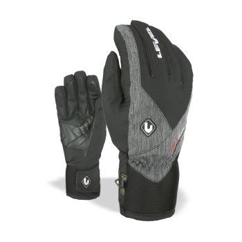Level FORCE, moške smučarske rokavice, modra
