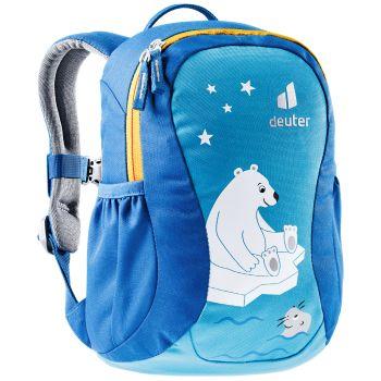 Deuter PICO, otroški nahrbtnik, modra