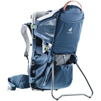 Deuter KID COMFORT ACTIVE, nahrbtnik za nošenje otroka, modra