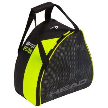 Head BOOT BAG, torba za smučarske čevlje, črna