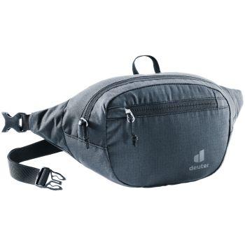 Deuter BELT II, torbica za okrog pasu, črna