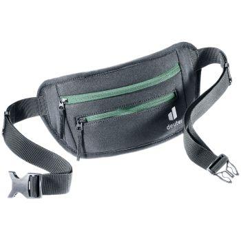 Deuter NEO BELT I, torbica za okrog pasu, črna