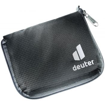 Deuter ZIP WALLET, denarnica, črna