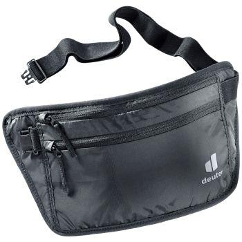 Deuter SECURITY MONEY BELT II, torbica za okrog pasu, črna