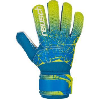 Reusch FIT CONTROL SD, moške nogometne rokavice, modra