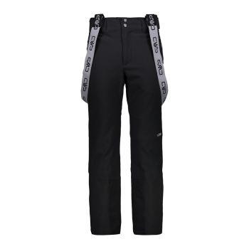 CMP MAN PANT, moške smučarske hlače, črna