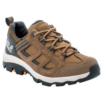 Jack Wolfskin VOJO 3 TEXAPORE LOW W, pohodni čevlji, rjava