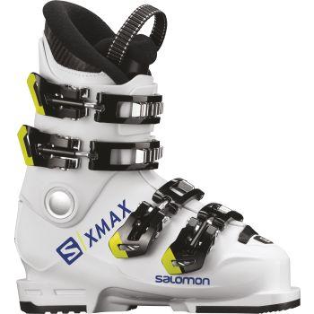 Salomon X MAX 60T L, otroški smučarski čevlji, bela