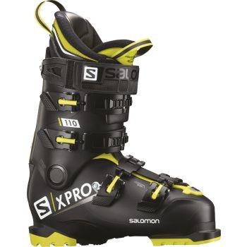 Salomon X PRO 110, moški smučarski čevlji, črna