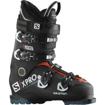 Salomon X PRO X90 CS, moški smučarski čevlji, oranžna